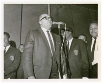 Photo Album of Morehouse College's 101st Anniversary Celebration, image 14, circa 1968