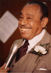 Cab Calloway Attends African American Living Legends Program