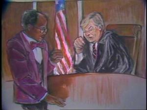 News Clip: Desegregation Trial NBC News Clips