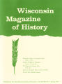 Wisconsin magazine of history: Volume 48, number 3, spring, 1965