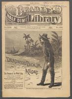 Deadwood Dick, Jr. afloat, or, The prisoner of the weird isles: a story of the lost group