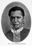 Mrs. Louisa McDonald, mother