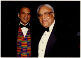 Andrew Young and Ben Hooks
