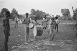 Othar Turner: Gravel Springs and Senatobia, Miss. Fife and drum. Napolean Strickland and Othar Turner (OTP I-70 #1132)