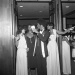 People By The Door, Los Angeles, 1978