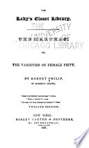The Marthas; or, The varieties of female piety