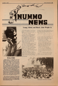 Nummo news. v. 12