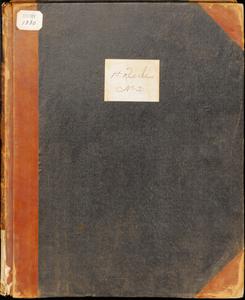 Medical Register of Examinations of Enrolled Men