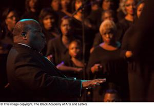 Black Music and the Civil Rights Movement Concert Photograph UNTA_AR0797-138-008-0263