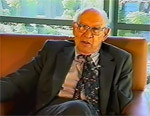 Peter Drucker information society: lecture 1 (managing knowledge for productivity and results) - reel 1, 1989-09-26