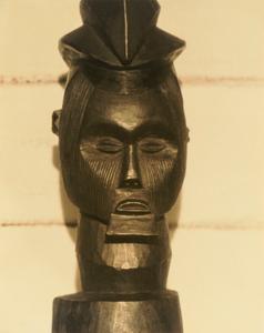 African Negro Sculpture, plate 9