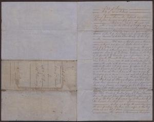[Bill of Sale of a Slave Named Adam (or Tircis), December 15, 1859]