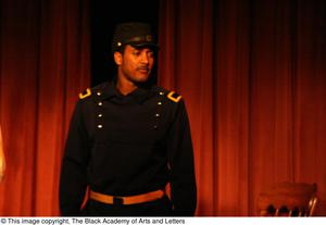 Actor in Costume Do Lord Remember Me Dress Performance Theater Series