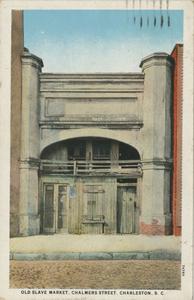 Old Slave Market, Chalmers Street, Charleston, S.C.