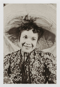 "Katherine Dunham, from the unrealized portfolio ""Noble Black Women: The Harlem Renaissance and After"""