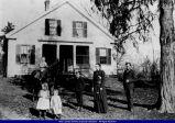 Allison House Underground Railroad Site Chalmers Township