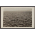 View of Ocean from a Ship