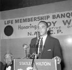 Norman B. Houston, Los Angeles