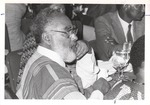 Abdias do Nascimento at the Negritude Conference, Florida International University