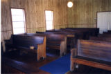 Craigs Chapel AME Zion Church: pews