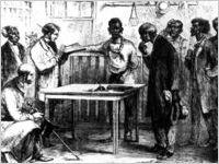 Black legislators during Reconstruction