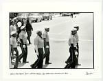 Black Panthers, Anti-Vietnam March. San Francisco, CA. 1967