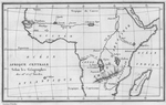 Afrique Centrale Selon les Geographes des 16 et 17 Siecles