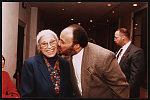 [Reception celebrating Rosa Parks and the acquisition of the bus on which Parks was arrested, Henry Ford Museum & Greenfield Village, Dearborn, Michigan]