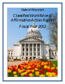 Classified workforce & affirmative action report (FY 2012)