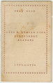 Yearbook of the Anna M. Duncan Club, a civic organization for African American women in Montgomery, Alabama.