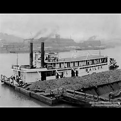 Sailor Steel Hull Sternwheeler