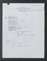 Multi-Cultural. Black. Black Task Force. Sub- Committee Meetings, 1971-1972. (Box 456, Folder 3)