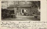 Negro Homestead In The South