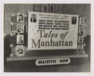 """""""Tales of Manhattan"""" at the Majestic Theatre"""