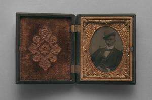 Tintype of James Washington