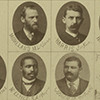 Tennessee General Assembly, composite photograph of the 45th legislature