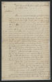 Thumbnail for Session of November 1792-January 1793: Messages from the Governor, November 16-December 18