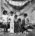 Children at Watts Festival