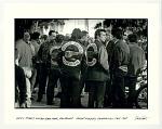 Hells Angels at Golden Gate Park, Pan handle Haight Ashbury, San Francisco, CA, 1967