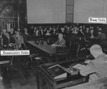 Charlie Chaplin in court