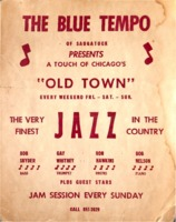 "The Blue Tempo Presents ""Old Town"""