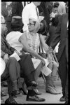 [Lena Horne and others seated at the March on Washington for Jobs and Freedom]