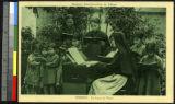 Singing lesson, China, ca.1920-1940