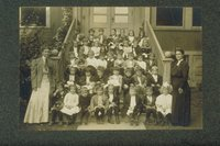 Thumbnail for Kindergarten class, Hartford