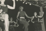 Dunham Dancers performing an aerobic workout