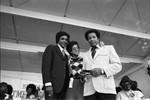 Frank Holoman and Don Marshall, Los Angeles, 1973