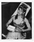 """Katherine Dunham in """"Bamboche"""" playing at 54th St. Theatre"""