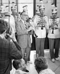 Benny Goodman swings