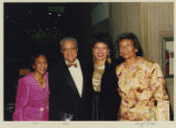 Benjamin and Frances with Hazel Dukes