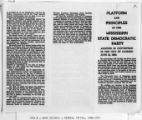 MFDP--General papers, 1963-1965, part 1 (Mississippi Freedom Democratic Party records, 1962-1971; Historical Society Library Microforms Room, Micro 788, Reel 1, Segment 2, Part 1)
